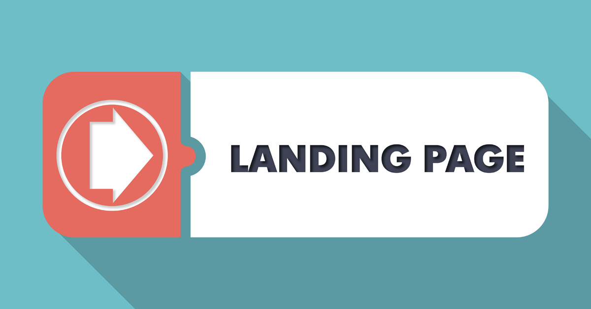 The Perfect Website Landing Page