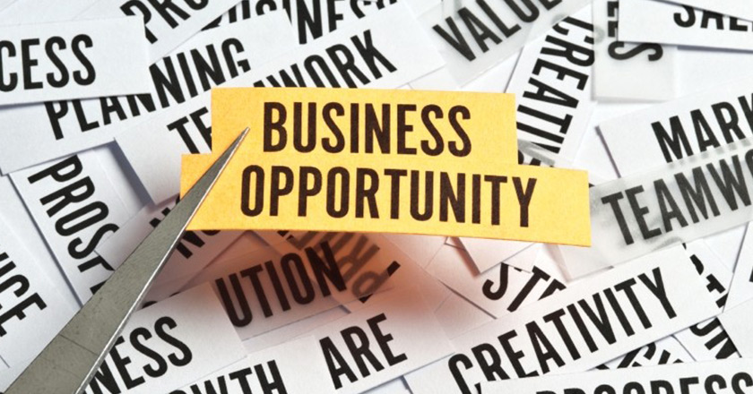 Using your Customers and Competitors to identify business opportunities