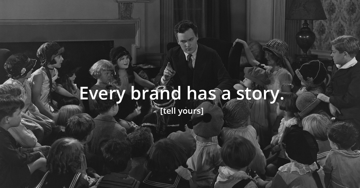 How Storytelling Benefits Web Design